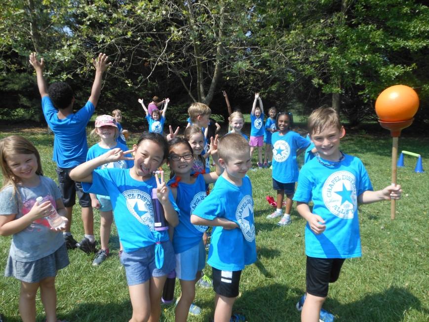 Chapel District Elementary School fundraiser