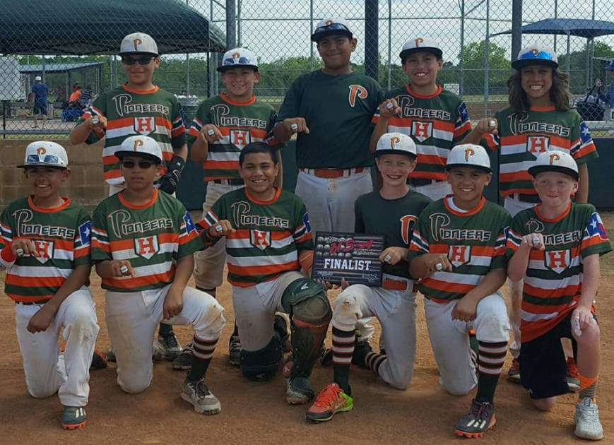 11u Houston Pioneers World Series fundraiser