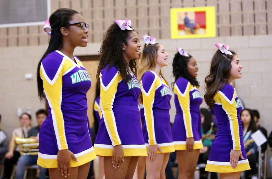 Waukegan Cheer Program Enhancement fundraiser