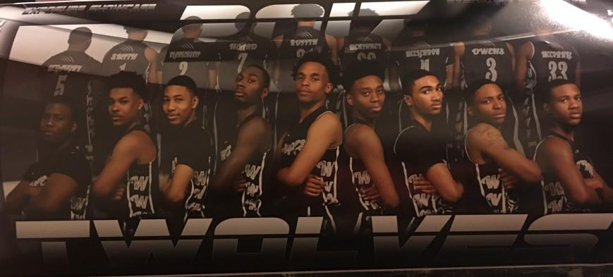 17U Boys Basketball fundraiser