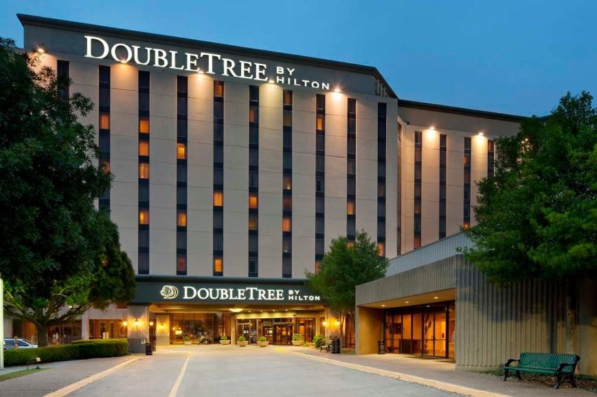 Dallas Doubletree fundraiser