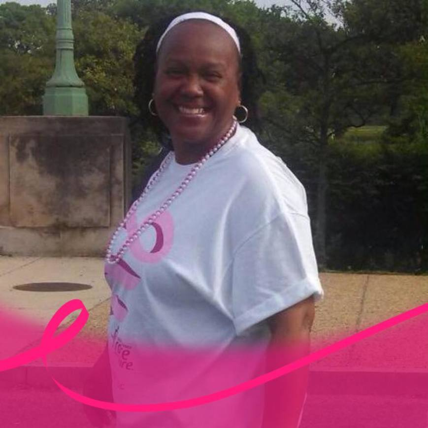 3-day, 60 mile Breast Cancer Walk fundraiser