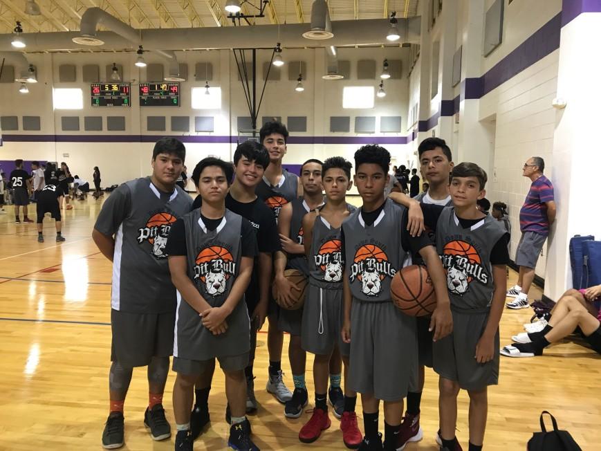 Down south pitbulls basketball academy. fundraiser