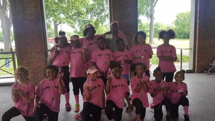 Louisville Pink Sox fundraiser