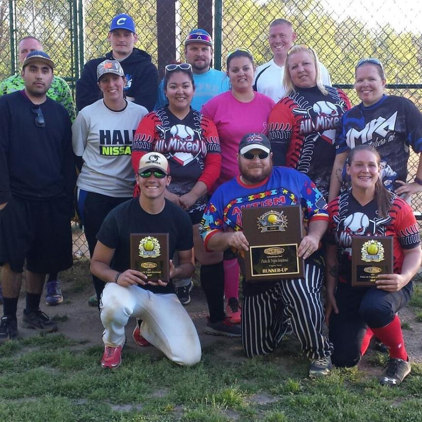 Norfolk Military Softball Team fundraiser
