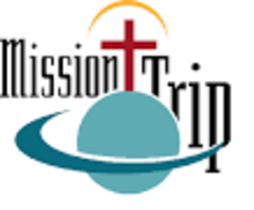 MISSION TRIP fundraiser